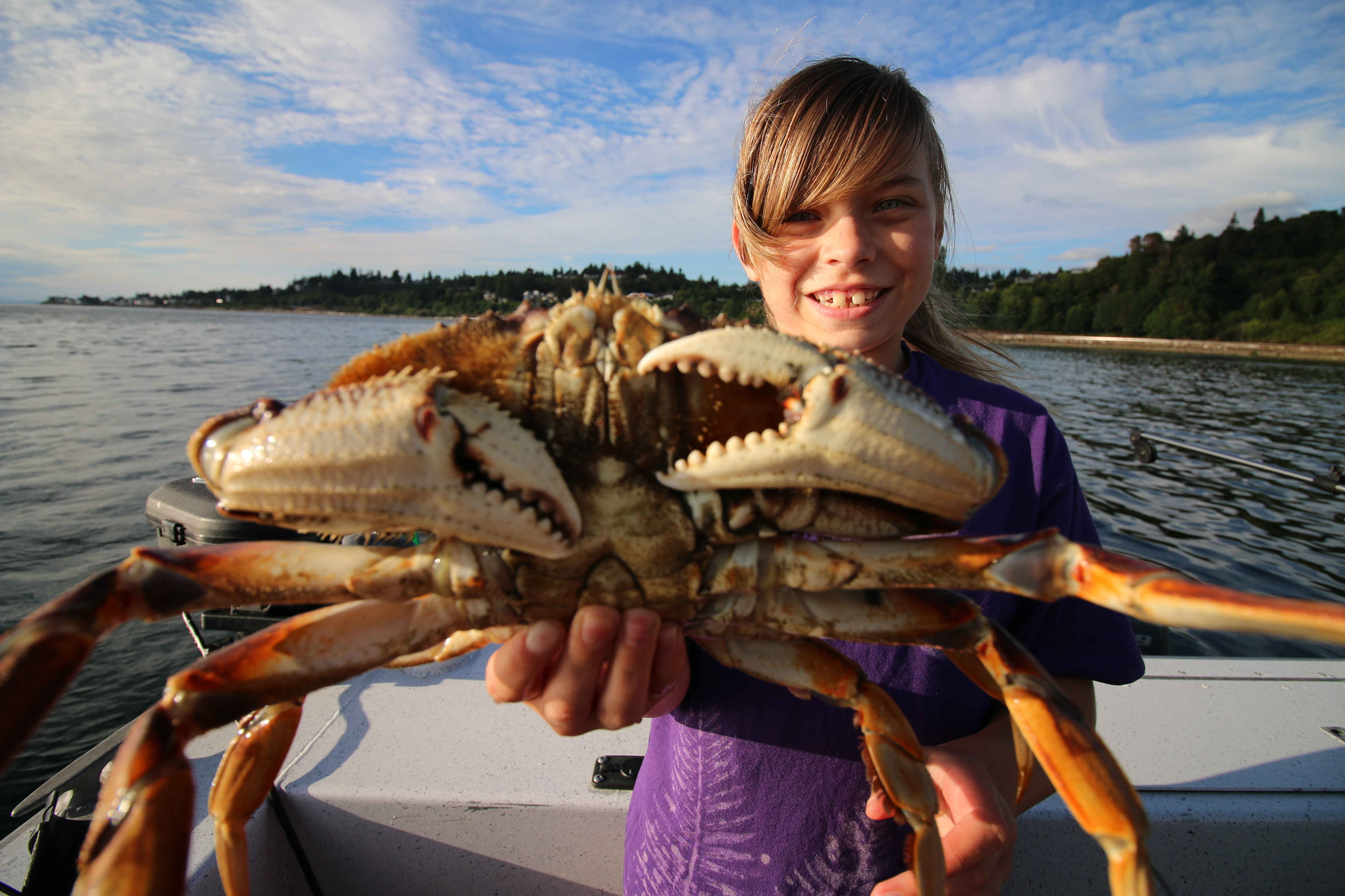 Brian brown adventure charters for Seattle fishing charters