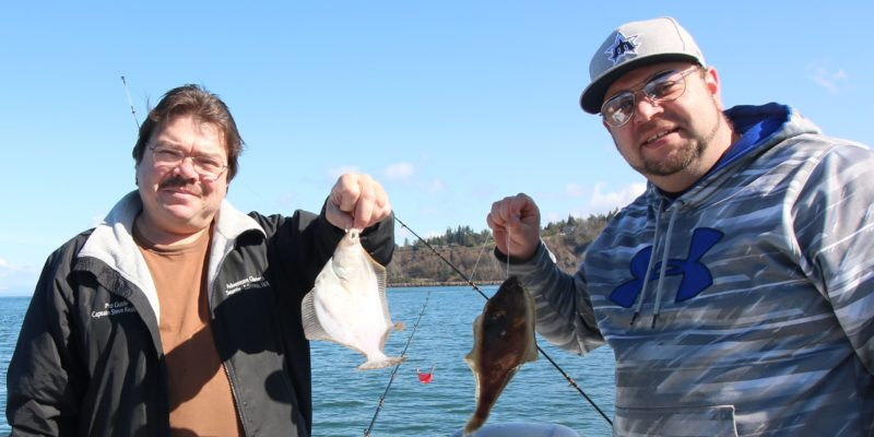 Puget Sound Flounder Fishing – An Often Overlooked Opportunity.